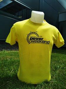 T-shirt geel kind
